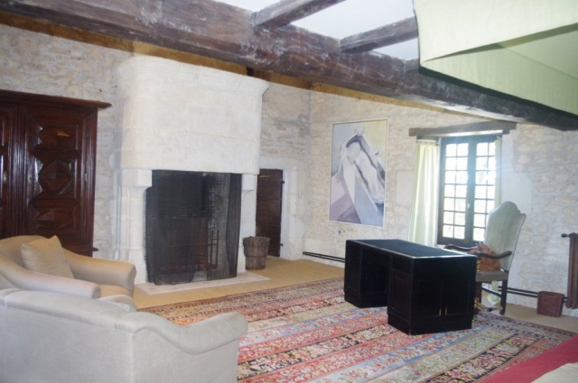 7 bedroom House - 7 bathrooms - 63,302m² land for sale in Charente, Poitou-Charentes, France - FrenchPropertyPortal