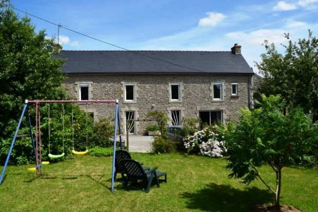 Propriété Agricole 56540 Le Croisty for sale for 492,000€ in Morbihan, Brittany