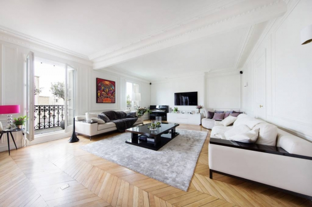 Golden Triangle - Trocadéro (8th - 16th) for sale for 4,380,000€ in Paris, Ile-de-France