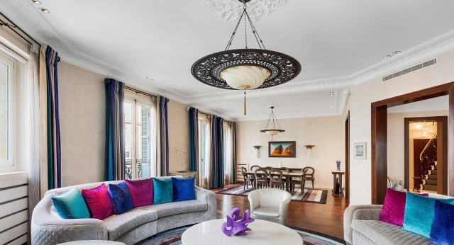 Golden Triangle - Trocadéro (8th - 16th) for sale for 6,950,000€ in Paris, Ile-de-France