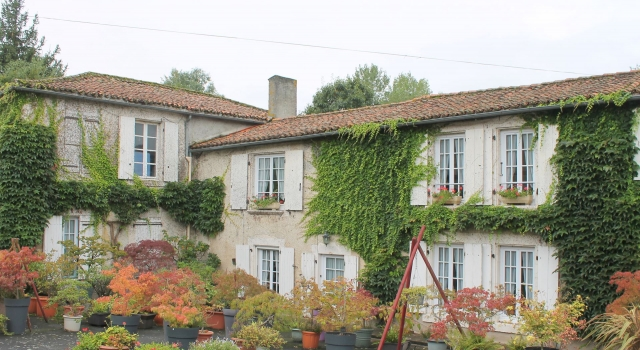 You could fall in love !! Historic inn, with outbuildings. for sale for 261,250€ in Vendée, Pays-de-la-Loire